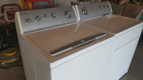 Whirlpool washer and dryer in Fort Campbell, Kentucky