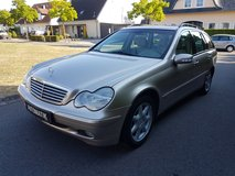 2002 AUTOMATIC MERCEDES C240 ELEGANCE *LOW KM *NEW INSPECTION in Spangdahlem, Germany