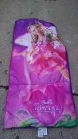 Small Sleeping Bag Barbie Fairytopia in Batavia, Illinois