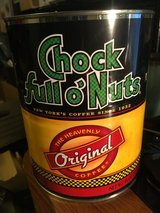 Chock Full O' Nuts Coffee 3 LB Can 4/2018 in Fort Riley, Kansas