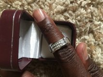 Men's Wedding Band in Quantico, Virginia
