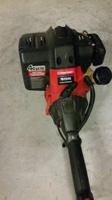 Troy-Bilt 4-cycle Gas Trimmer in Beaufort, South Carolina