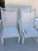 Patio Chairs (Set of 4) in Alamogordo, New Mexico