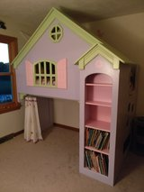 Dollhouse Bunk Bed in DeKalb, Illinois