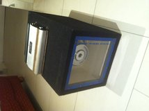 """12"""" Sub and Amp in Baumholder, GE"""