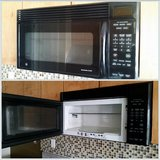 Microwave black in Fort Campbell, Kentucky