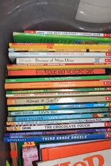 KIDS CHAPTER BOOKS in Beaufort, South Carolina