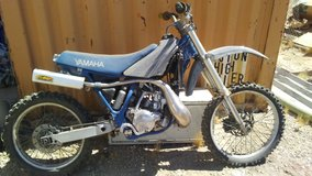 Yamaha YZ 250 in Barstow, California
