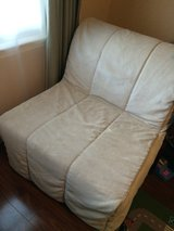 Light Tan / Beige Sleeper Sofa or Chair from Ikea - Turns into a twin bed! LYCKSELE LÖVÅS in Sugar Land, Texas