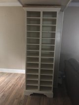 Tall solid wood cabinet in Cleveland, Texas