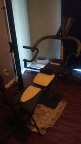Body Champ Workout Bench Set in Montgomery, Alabama