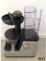 220V Fruit and Vegetable Juicer in Ramstein, Germany
