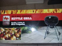 BBQ charcoal grill in Temecula, California