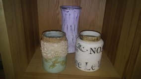 vase and decor jars in The Woodlands, Texas