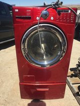 LG washer in 29 Palms, California