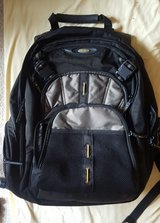 REDUCED - Targus Computer Backpack (Black) in Bartlett, Illinois