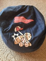 "Pottery Barn Bean Bag Chair ""Zachary"" in Chicago, Illinois"