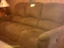 Lazy Boy couch plus both sides recline .. All done with a push of the finger. Electric button in San Diego, California