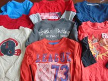Eight 4T Shirts in Chicago, Illinois
