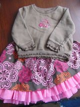 24M Cute Outfit!  Lots of Ruffles! in Sandwich, Illinois
