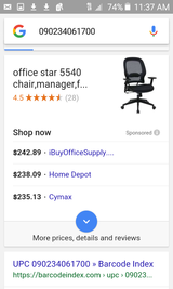 Brand New Office Chair in Fort Lee, Virginia