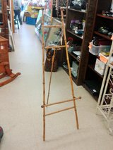 Vintage Bamboo Art Easel (1709-864) in Camp Lejeune, North Carolina