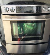 Stainless Steel Stove/Range (commercial grade) in Tomball, Texas