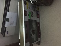 """32"""" LED TV plus misc in Camp Casey, South Korea"""
