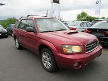 2004 Subaru Forester 4Cyl Wagon 5D XT AWD in Vicenza, Italy