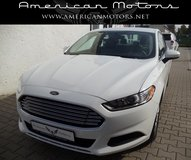 2016 Ford Fusion in Hohenfels, Germany