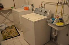 Whirlpool Washer and Dryer in Hohenfels, Germany