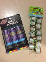 Party Poppers in Okinawa, Japan