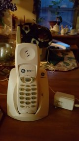 GE 900mhz Cordless Phone in Tacoma, Washington