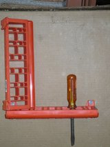 wall mount screwdriver racks in St. Charles, Illinois