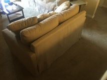 2pc couch and love seat Ashley furniture Kahki collection in Temecula, California