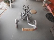"1960's Vintage Golf Caddie, ""Bag Boy DeLuxe"", all aluminum in Yucca Valley, California"