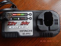 HITACHI CHARGER UC24YJ in Ramstein, Germany