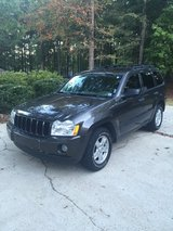 Amazing 2008 Jeep Grand Cherokee V8 4X4 with only 91k miles! in Columbus, Georgia