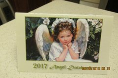 2017 Pocket Size Angel Datebook in Kingwood, Texas