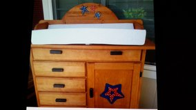 Baby or Childs Dresser Changer in Vacaville, California