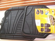 BRAND NEW RUBBER MATS FOR TRUCK OR CAR in Fort Bliss, Texas