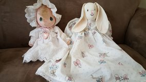 Precious Moments Doll in Davis-Monthan AFB, Arizona