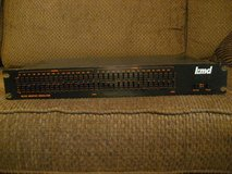 -----RACK MOUNT 12 band EQ----- in Conroe, Texas