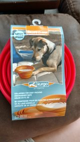 Kurgo Travel dog bowl in Aurora, Illinois