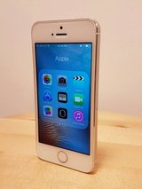 Apple iPhone 5S / White and Silver 16GB LTE - UNLOCKED!!! in Wiesbaden, GE