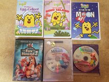 Kids dvds in Fort Drum, New York