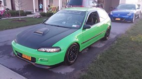 Honda civic 94 hatchback in Fort Drum, New York