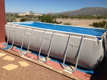 above ground pool Intex 9 x18´foot for sale in Alamogordo, New Mexico