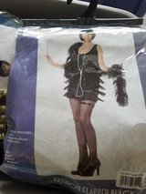 New Women's flapper costume in Plainfield, Illinois
