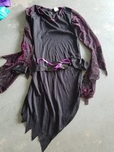 Spider witch costume with hat in Lockport, Illinois